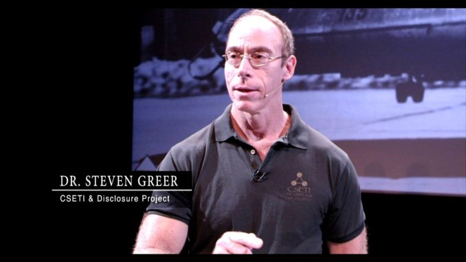 Disclosure Project Steven Greer