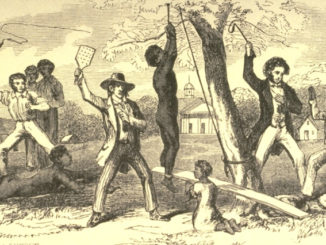 slavery, racism, the original sin of the USA