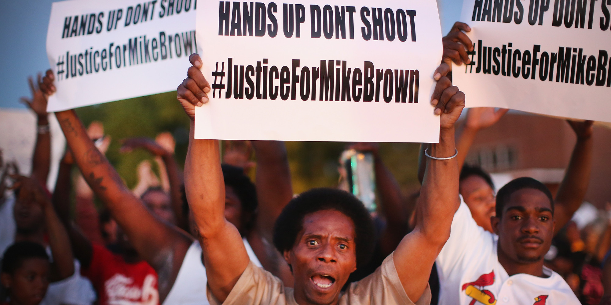 we are mike brown
