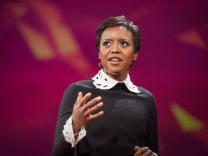 mellody hobson addresses the racial climate of America in #RaceTogether