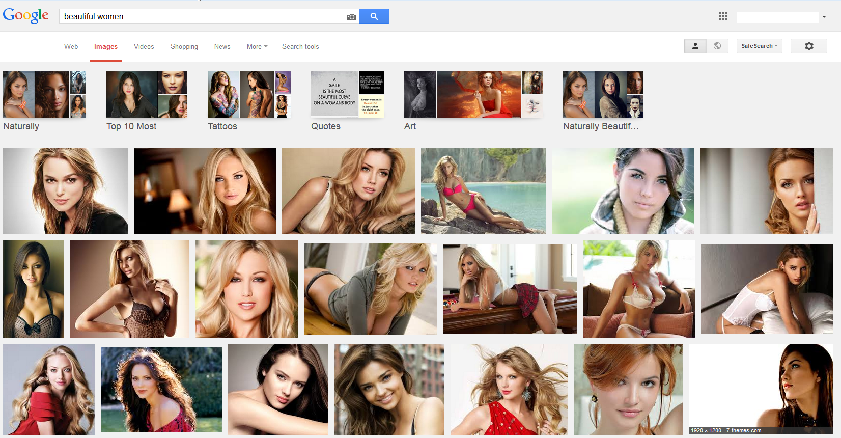 google-beautifulwomen