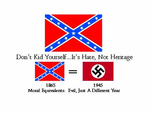 Confederate Flag Logo