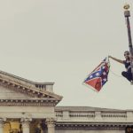 Bree Newsome Takes Confederate Flag Down