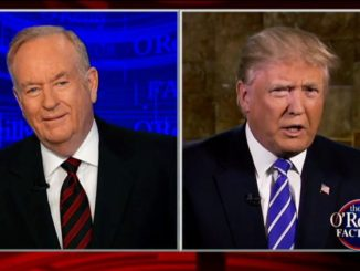 Alec Baldwin Now playing Bill O'Reilly and Donald Trump