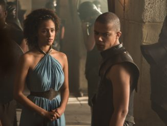 Game of Thrones - Missandie and Greyworm