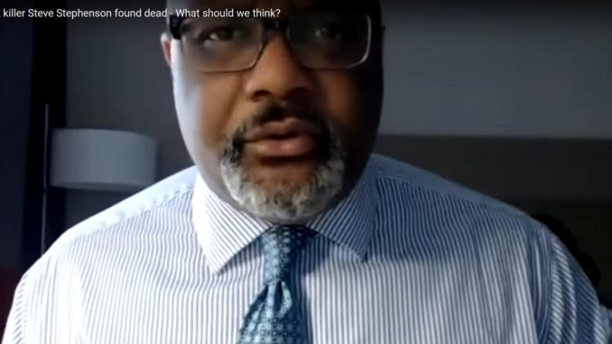 Making Of Steve Stephens by Dr. Boyce Watkins
