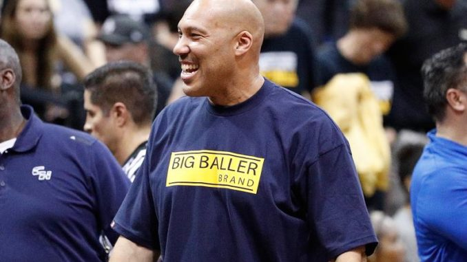 Lavar Ball Needs Daymond John for BBB