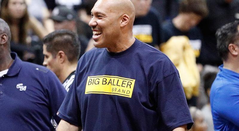 Lavar Ball Needs Daymond John for BBB