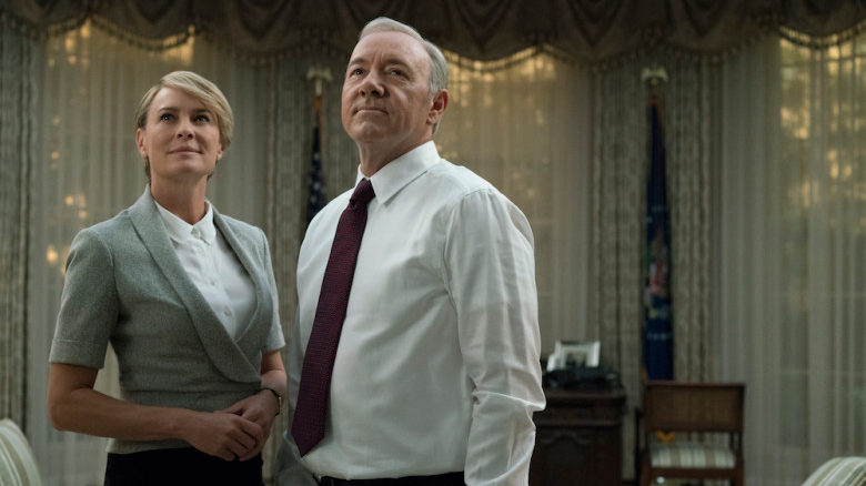 Season 5 House of Cards: The Underwoods