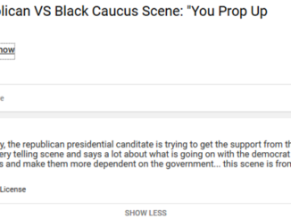 Congressional Black Caucus Scene on House of Cards