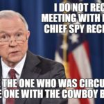 Jeff Sessions Perjurer (Lying Under Oath)