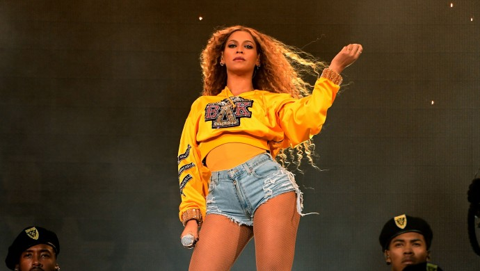beyonce at coachella (Beychella)