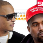 Tip Makes Media rounds on Kanye West