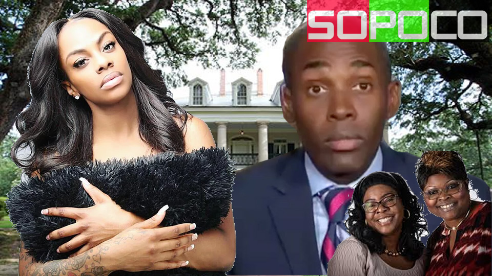 Tomming at an all time high - paris dennard & jess hilarious acting like diamond and silk