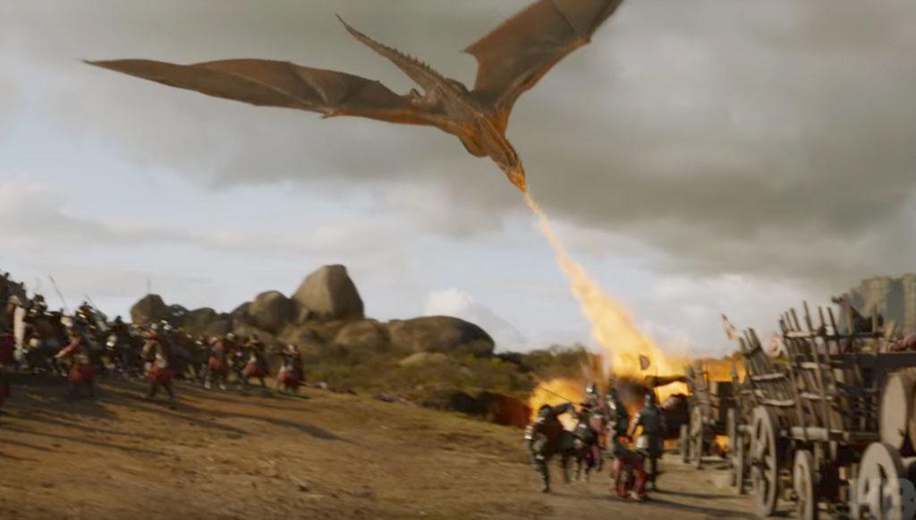 dragons are metaphors