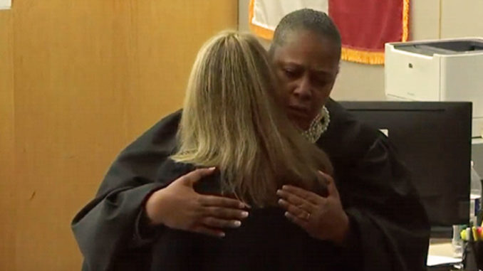 Amber Guyger treated as the Victim; by Mammy Tammy