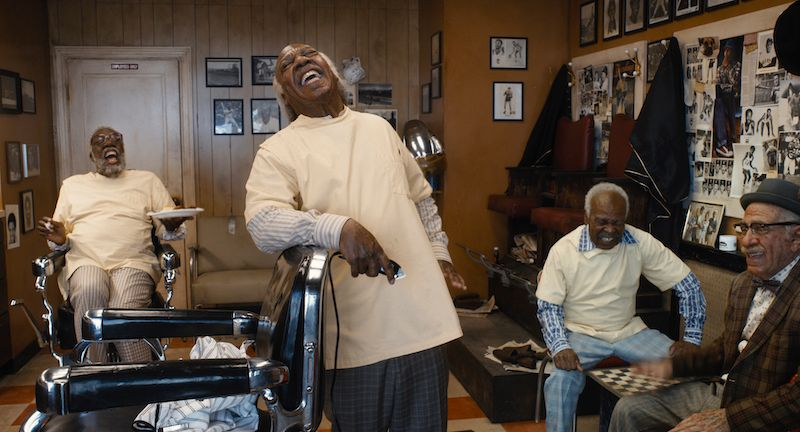 A worthy sequel, Coming 2 America Barbershop