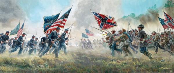The North Failed America (Civil war)