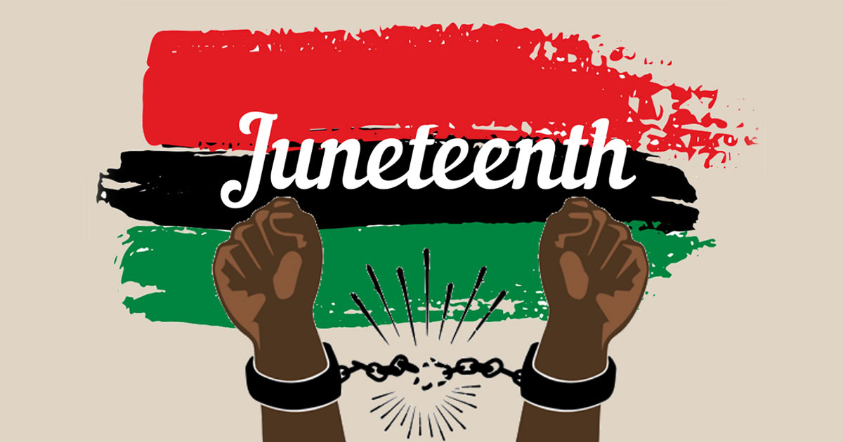 Juneteenth Should Be For Black People Only