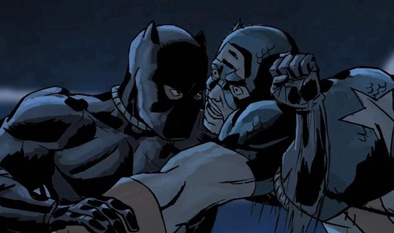 black panther takes on captain america