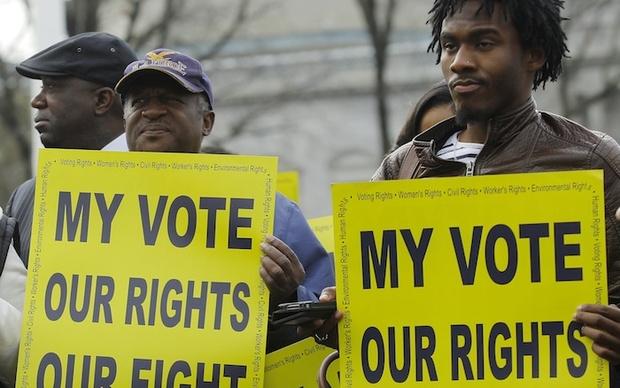 The Black Vote Matters