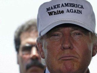 White Supremacists Love Trump