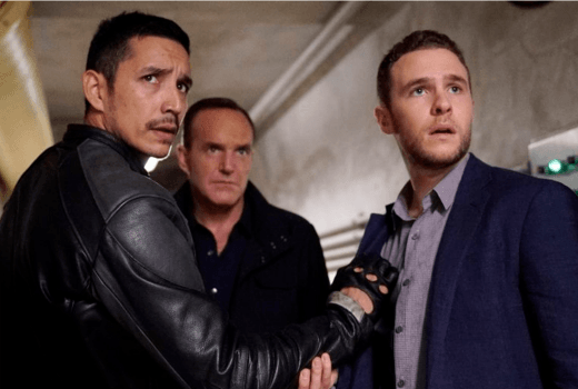 The Return of Ghostrider and Agents of Shield
