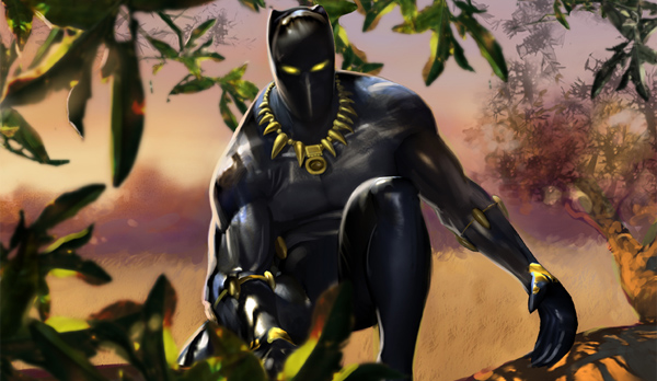 black panther pushing negative agendas?
