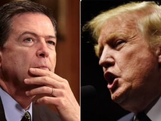 Comey Day arrived