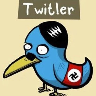 twitter is pro-nazi white supremacist platform