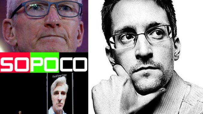 Facetime Spybug predicted Ed Snowden